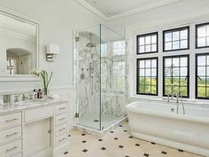 View this luxury home located at 521 Round Hill Road Greenwich, Connecticut, United States. Sotheby's International Realty gives you detailed information on real estate listings in Greenwich, Connecticut, United States. Teak Flooring, Round Hill, Brick Design, Marble Fireplaces, Bedroom With Ensuite, Big Houses, Second Floor, French Doors, Luxury Homes