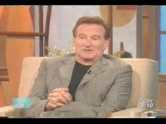 Robin Williams on Ellen Degeneres.............that is why i love him, he is hilarious