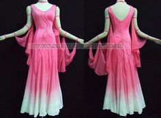 customized made ballroom dress