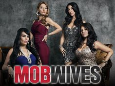 """Mob Wives Recap Season 5 Episode 9 """"Forgive and Fuggedaboutit"""" Movies Showing, Movies And Tv Shows, Mob Wives, Bad Girls Club, Watch Tv Shows, Reality Tv Shows, Good Wife, Music Tv, Actor Model"""