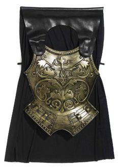Forum Novelties Roman Costume Chest Armor with Cape, Bronze, One Size Forum http://www.amazon.com/dp/B005NAQEKC/ref=cm_sw_r_pi_dp_qxVkwb1CM6YDH
