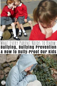 Everything parents need to know about how to bully-proof their kids, and bullying prevention- an incredible resource every parent needs to have saved. // Coffee and Carpool Parenting Teenagers, Parenting Advice, Bullying Quotes, Bullying Prevention, Verbal Abuse, Family Issues, Natural Parenting, Our Kids, Social Skills