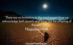 37 Inspirational Napoleon Hill Quotes From Think & Grow Rich