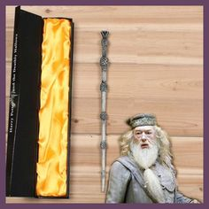 Trucos De Magia Creavite Dumbledore Magic Wand Harry Potter Cosplay Kids Toys Halloween Gift With High Quality Box Packing