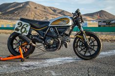 Ducati Scrambler owner Heath Cofran takes his very own Scrambler from commuter to trailbike, track bike, racebike, and then back again.