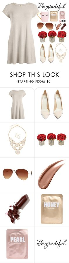 """""""Stay Beautiful!"""" by simlu-clothing on Polyvore featuring Francesco Russo, The French Bee, LAQA & Co., Lapcos and Schone"""