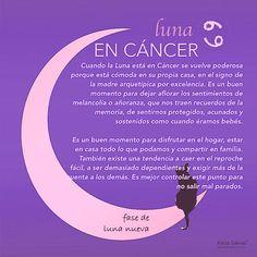 Durante los próximos dos días el influjo de la Luna en #Cáncer ♋ nos hará sentir de esta manera.