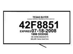 Blank social security card template social security card print image result for texas temporary id template pronofoot35fo Image collections