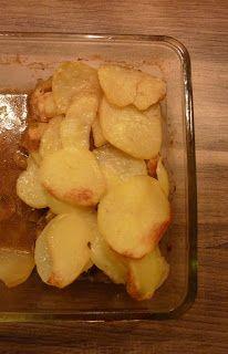 Blog de recettes Weight Watchers Propoint... Ou pas!: Tourte de poulet au cidre - Recette Weight Watchers Propoint