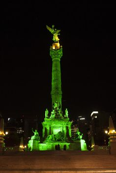 El ángel de la independencia de la ciudad de #México Michael Castillo  Tour By Mexico - Google+ Cities, Mexico City, Statue Of Liberty, Tours, Travel, Image, Google, Monuments, Community
