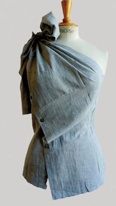 deconstruction clothing - Google Search