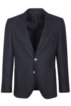 Hugo Boss - Janson Blazer - Sort