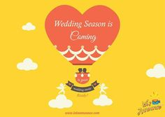Wedding season is coming soon. Is your wedding invite ready? Call us now for customized wedding invites. #letsannounce #wedding #weddinginvite
