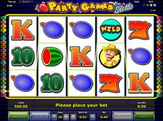 Party Games Slotto - http://www.777online-slots.com/online-slot-machine-party-games-slotto/