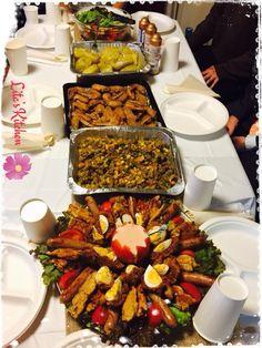 #litaskitchen #homemade #beefcurry #bakedchickenwings#kumala #scotcheggs #sausages #friedsharks #ifoatu