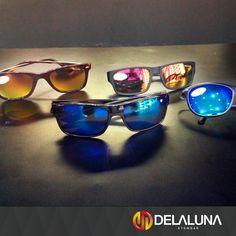 Venha conhecer os modelos de óculos espelhados da Delaluna e mostre para os seus amigos que você tem personalidade!