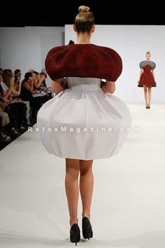 Liverpool John Moores University - Shanti Limbu, Graduate Fashion Week 2013, image6