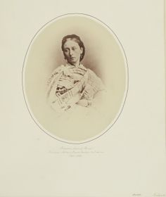 Princess Louis of Hesse, 1865 [in Portraits of Royal Children Vol.9 1865]