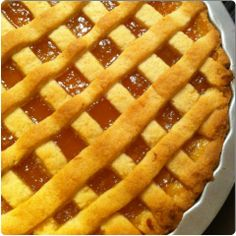 Greek Sweets, Greek Desserts, Cookie Desserts, Greek Recipes, Sweet Pie, Sweet Tarts, Sweets Recipes, Cooking Recipes, Pie Recipes