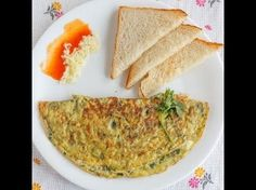 Cheese Omelette/ Cheese Masala Omelette/ How to make Masala Omelette - YouTube