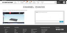 Canal en donde diseñadores imprimen en 3d
