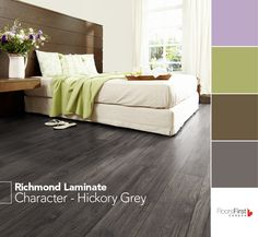 Hurry back home so you can enjoy your new floor from Richmond Laminate…