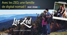 Les ZED sont une famille de digital nomad. Depuis quelques années, il parcourt l'Europe.Ecoute cet épisode et les prochains sur la plateforme iTunes.Pour une écoute sur les smartphones et les[...]