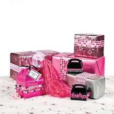 Baby Shower Treat Boxes - OrientalTrading.com