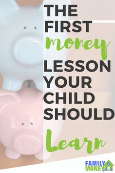 Do you wonder how to get your kids started with money? This is a great step to teach your kids when they are young. That way they get set up for good money habits. The first money lesson a child should learn Save Money On Groceries, Ways To Save Money, Money Saving Tips, Managing Money, Money Tips, Teaching Kids Money, Learning Money, National Debt Relief, Debt Relief Companies