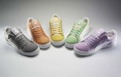 The Undefeated Collection with Puma: Ballistic Rugged Pastels Pack