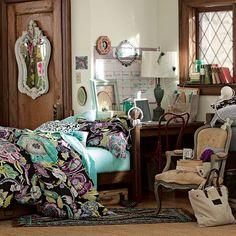 anyones dorm room look like this?? i wish! pbteen.com