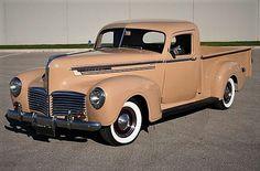 1941 Hudson Pickup