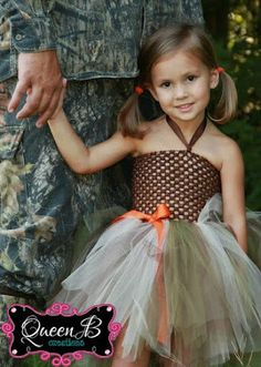 """Daddy's Lil' Hunting Buddy- For my """"one day"""" little girl!"""