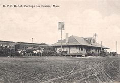 Canadian Pacific Railway Station