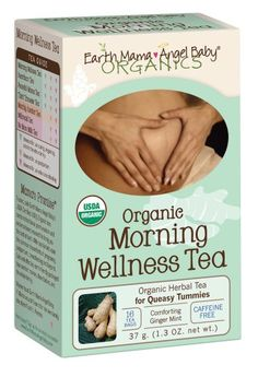 Earth Mama Angel Baby Organic Morning Wellness Tea, 16 teabags - http://goodvibeorganics.com/earth-mama-angel-baby-organic-morning-wellness-tea-16-teabags/