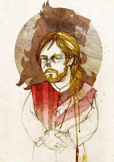 Tyrion Lannister, by Elia Mervi