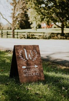 Directional Wedding Sign Rustic Wood Road Sign is part of Wedding direction signs This classic, romantic wedding sign is an elegant and personalized way to direct vehicular or pedestrian traffic a - Wedding Bells, Wedding Events, Wedding Ceremony, Wedding Arches, Wedding Sparklers, Trendy Wedding, Dream Wedding, Wedding Day, Wedding Stuff