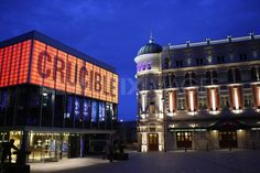The Crucible and The Lyceum Theatres, Sheffield