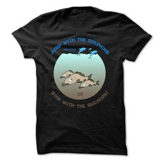Homeschool Dolphin Tshirt | DonaShirts.com - Dare To Be T-Shirts, Hoodies And Custom