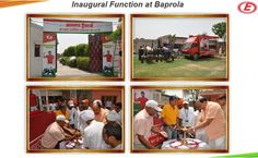 """www.tafecafe.org Eicher Tractors' Campaign """"Vijayi Bhava"""" Enters Limca Book of Records  . Eicher Tractors entered the Limca Book of Records for its campaign, """"Vijayi Bhava"""", which ran from June 21st, 2012 to July 16th, 2012 in Haryana. The main idea of the campaign was to wish wrestler Olympian Sushil Kumar, for the London Olympics.  tafe.com 