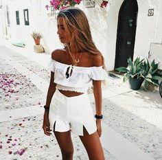 Summer Wear, Spring Summer Fashion, Spring Outfits, Fashion Outfits, Womens Fashion, Fashion Tips, Fashion Brands, One Step, Fall Fashion Trends
