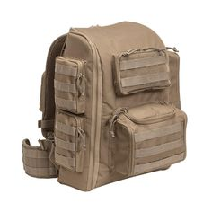 Voodoo Tactical Modular Roll-Out Medium Pack Coyote 20-7770007000