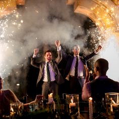 #sponsored This is how you have the most fun destination wedding! Contact Leila Wedding Planner today to get your wedding day started. #wedding #weddingplanning #weddinglights #sparklers Wedding Planner, Destination Wedding, Wedding Day, Sparklers, Lighting Ideas, Reception, Concert, Fun, Wedding Planners