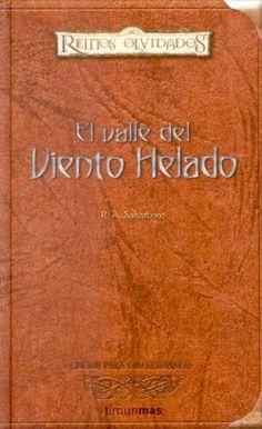 R.A. Salvatore - Trilogia El Valle del Viento Helado