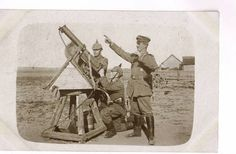 WWI-Photo-No-259-MG-08-15-spike-helemt-air-defense-pistol-luger-08