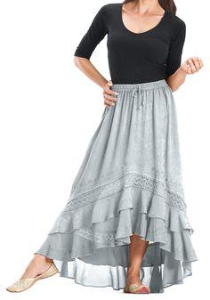 Shop Mariana Flamenco Skirt: http://holyclothing.com/index.php/mariana-ruffle-chiffon-bohemian-gypsy-boho-flamenco-dance-skirt.html?utm_source=Pin #holyclothing #mariana #ruffle #flamenco #dance #skirt #bohemian #gypsy #boho #renaissance #romantic #love #fashion #musthave