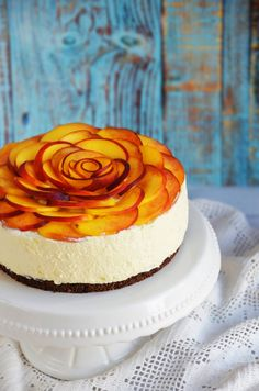 Marscapone Dessert, Cake Recept, Smoothie Fruit, Cheesecake, Just Eat It, Mousse Cake, Sweet Cakes, Sweet Desserts, Cakes And More