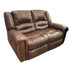 Sink into the warm softness of the Flexsteel Downtown Power Reclining Loveseat in Brown to experience comfort like never before. Chesterfield Chair, Sofa, Couch, Power Reclining Loveseat, Nebraska Furniture Mart, Recliner, Love Seat, Accent Chairs, Brown