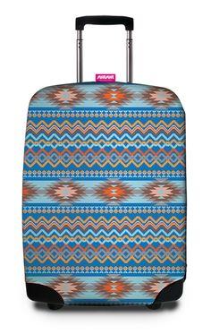 Get Set Go Singapore - Your Online Travel News Luggage Accessories, Luggage Cover, Online Travel, Travel News, Singapore, Suitcase, Unisex, Blue, Travelling