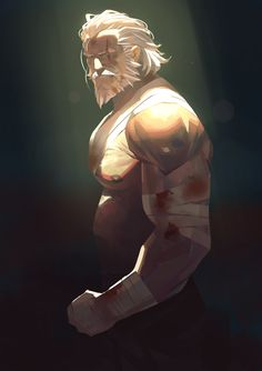 Until we bleed. yup no patience for rendering lately :3.